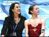 Kimmie Meissner - 2007 US Championships - kiss 'n cry