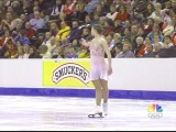 Kimmie Meissner - 2008 US Championships - Free Skate