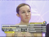 Kimmie Meissner - 2008 US Championships - kiss 'n cry