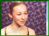 Kimmie Meissner - 2007 World Championships - interview